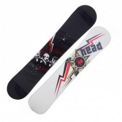 Head fusion snowboard