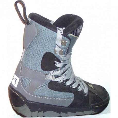 Fusion LX snowboard cipő 245-4