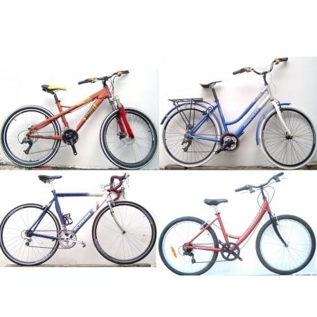Eddig épített kerékpárjaink