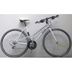 Női fitness kerékpár