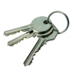 Cilinder kulcs