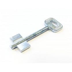 Elzett kéttollú kulcs