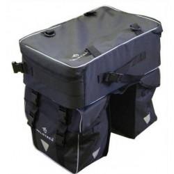 Csomagtartó táska-bőrönd