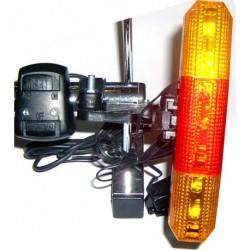 Hátsó lámpa+index+féklámpa