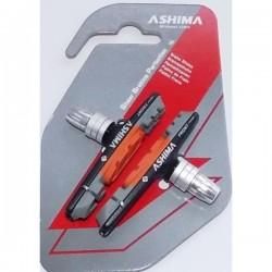 Ashima cserélhető fémtokos fékpofa
