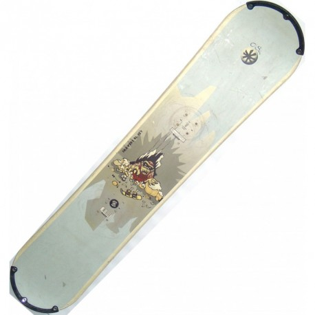 Shavers RL snowboard 125-1